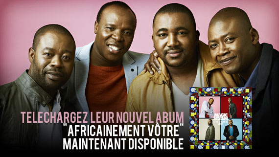 Africainement vôtre