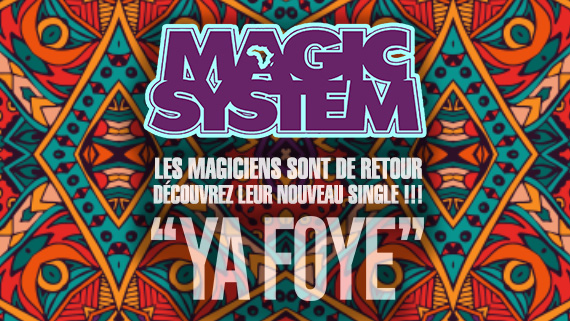 "Nouveau single ""Ya Foye"""