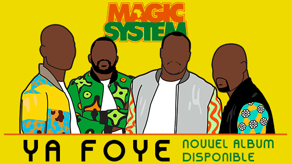 "Nouvel Album ""Ya Foye"""